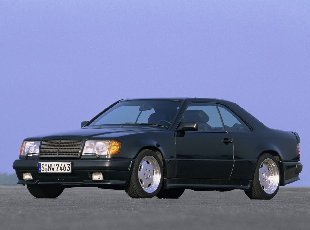 Снимки: Mercedes-benz 300 (W124)