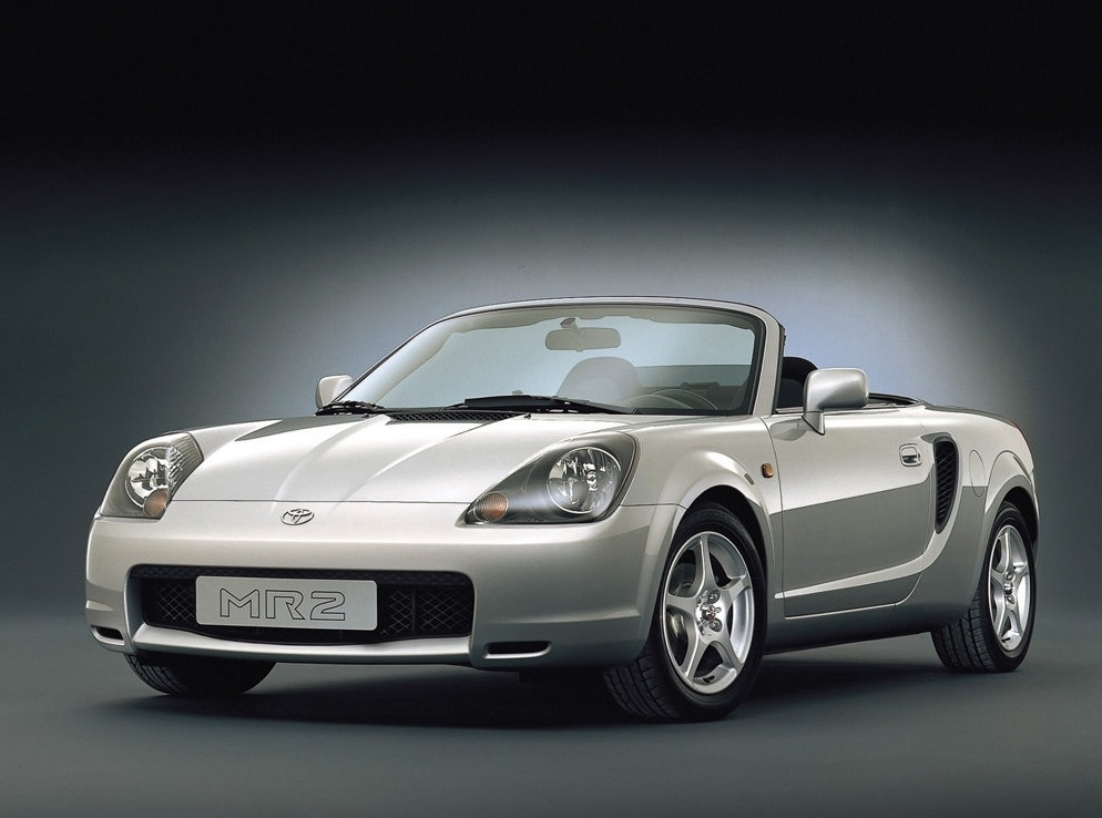 Снимки: Toyota MR 2 (_W3_)