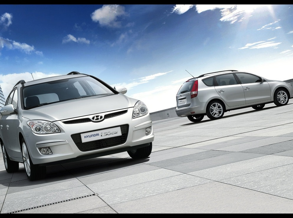 Снимки: Hyundai i30cw
