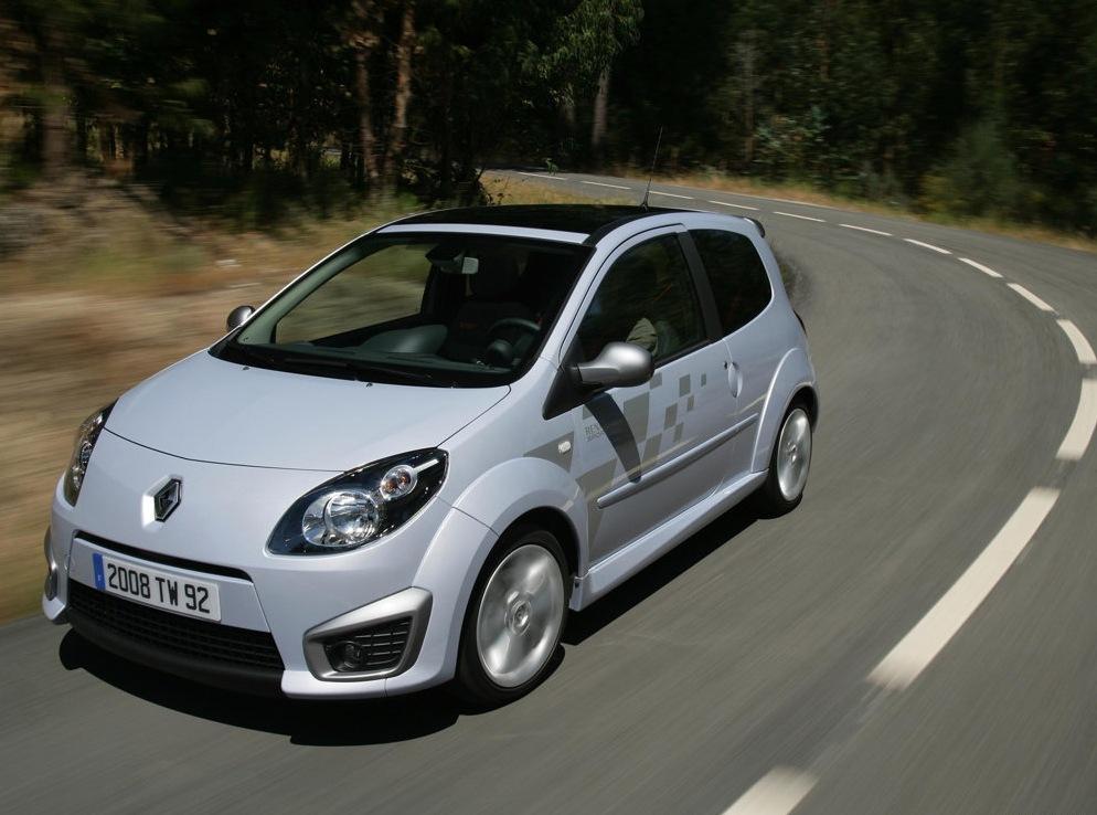 Снимки: Renault Twingo 2