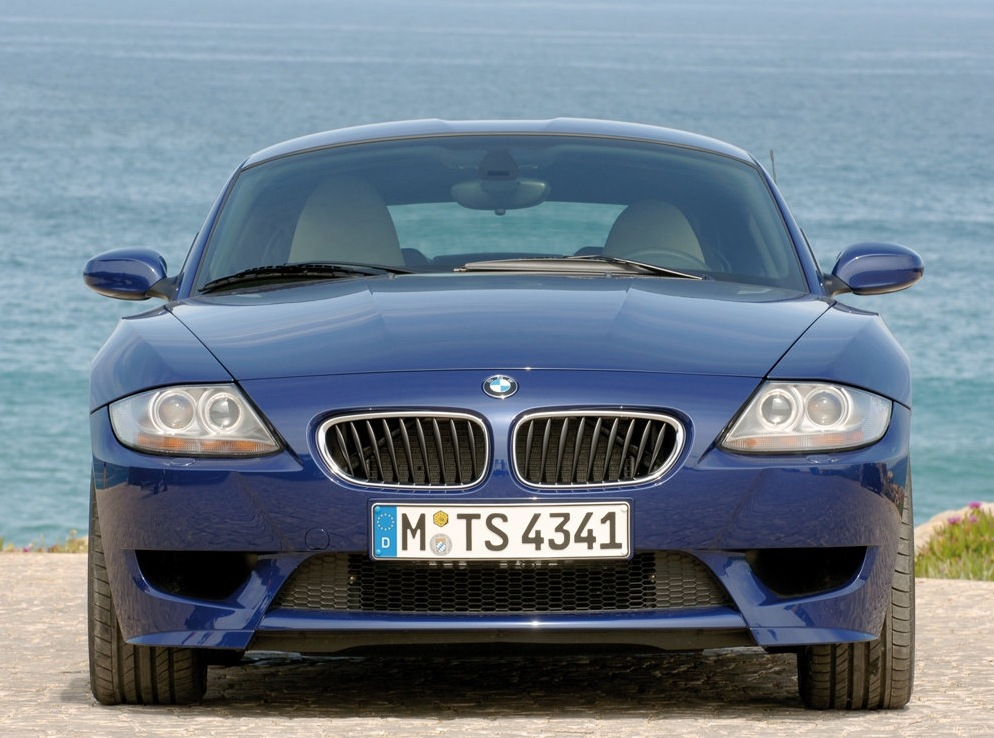 Снимки: Bmw Z4 M Coupe (E85)