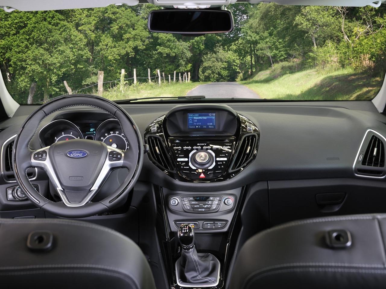 Снимки: Ford B-MAX