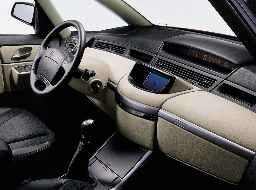 Снимки: Renault Avantime