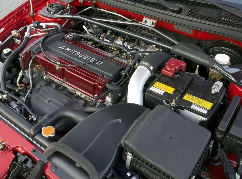 Снимки: Mitsubishi Lancer Evolution VIII