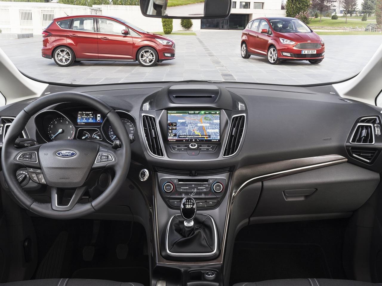 Снимки: Ford C-MAX 2015