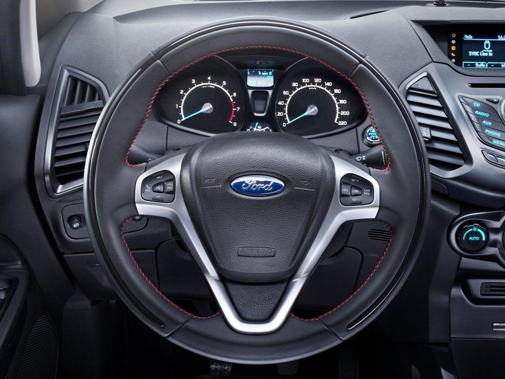 Снимки: Ford EcoSport