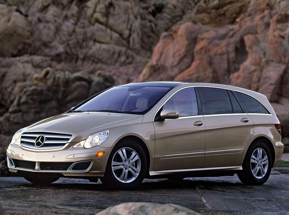 Снимки: Mercedes-benz R (V251)
