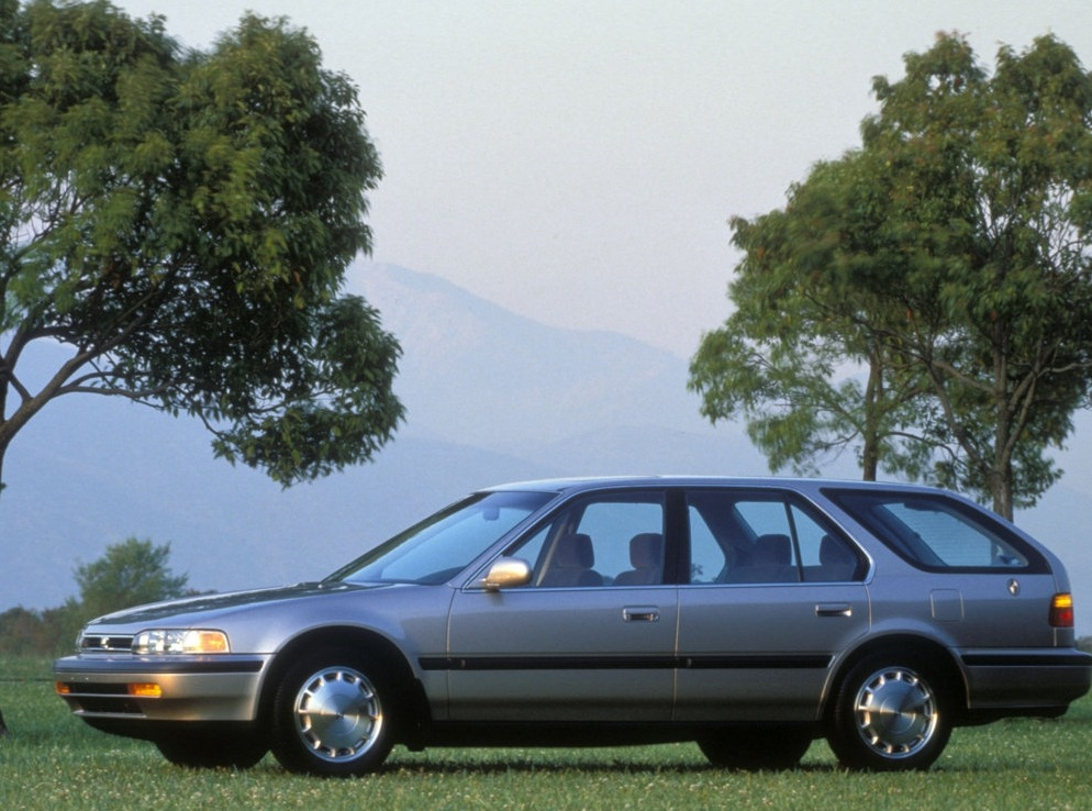 Accord 6 Wagon