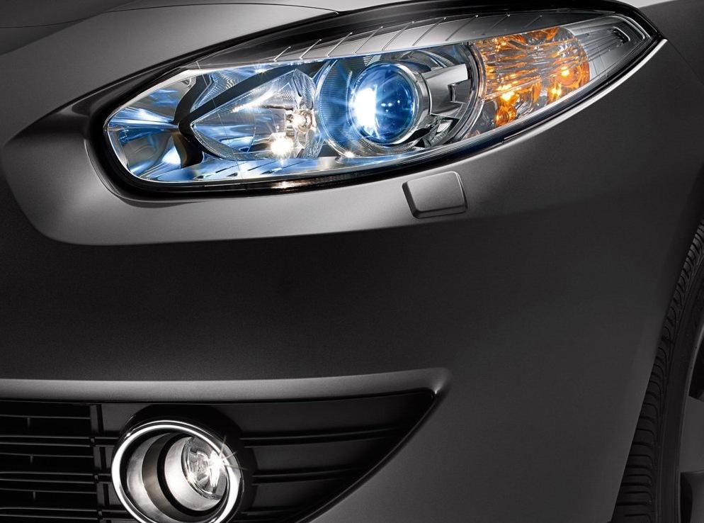 Снимки: Renault Fluence