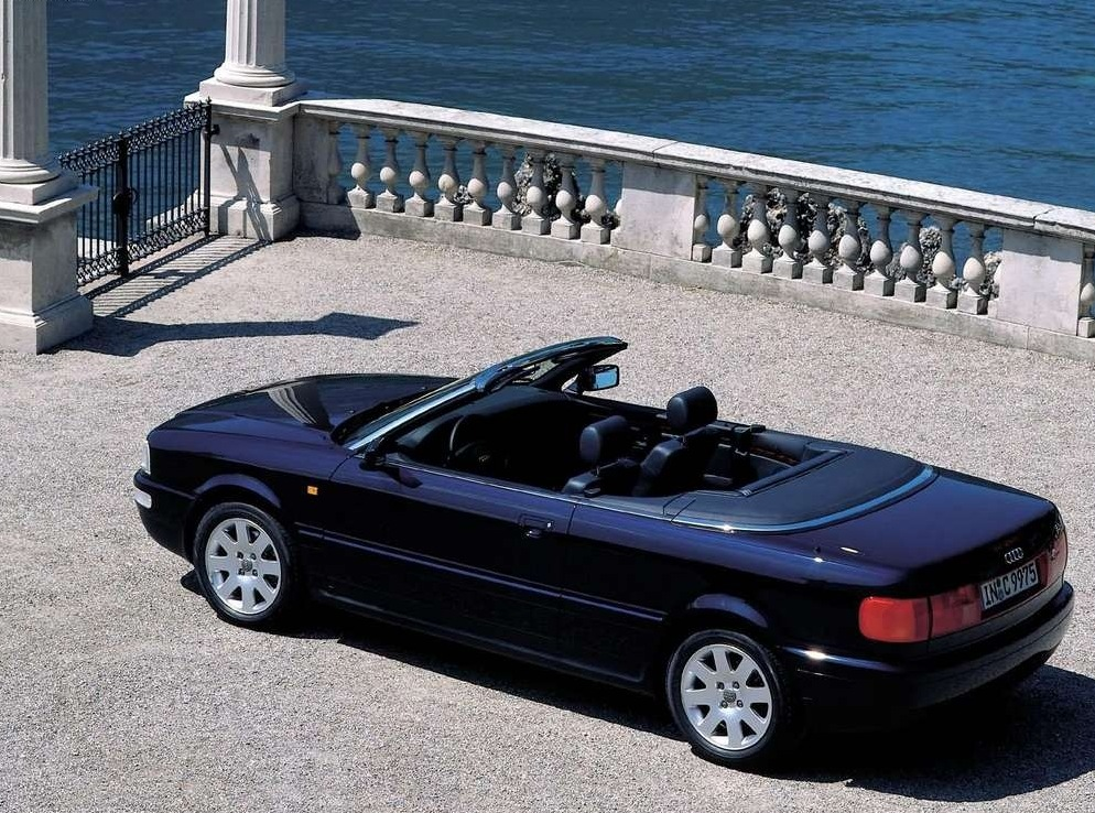 Снимки: Audi 80 V (8C,B4)