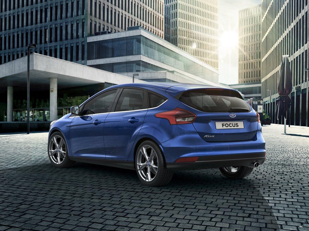 Снимки: Ford Focus 2015