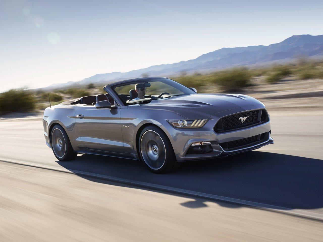Mustang VI Cabrio