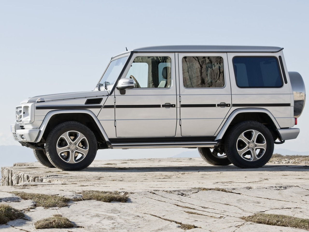 Снимки: Mercedes-benz G (W463) Facelift 2012