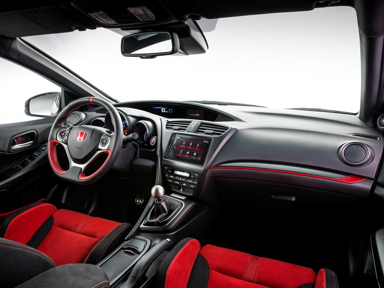 Снимки: Honda Civic Type R
