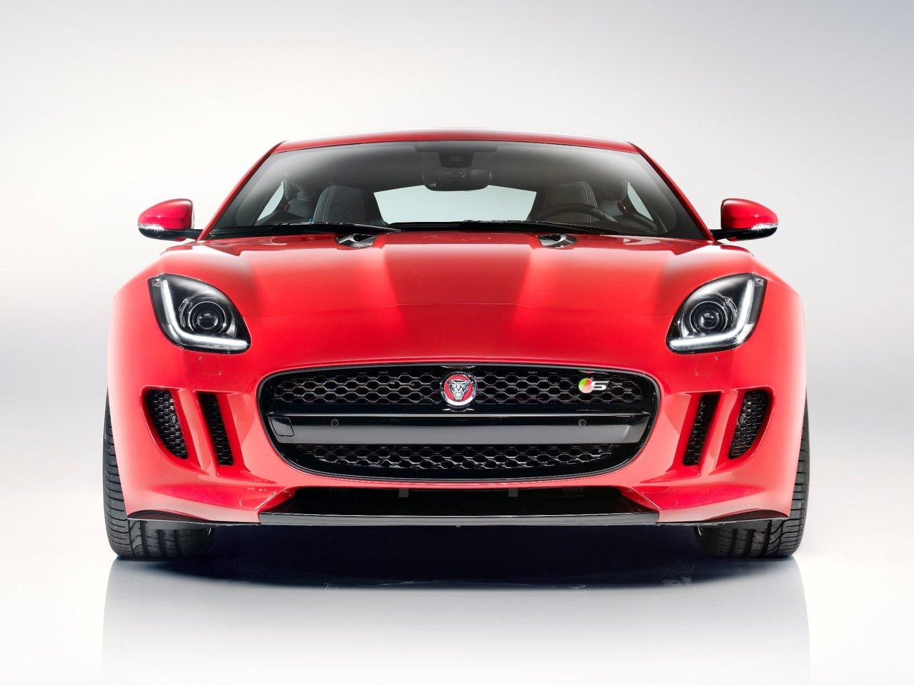 Снимки: Jaguar F-type Coupe