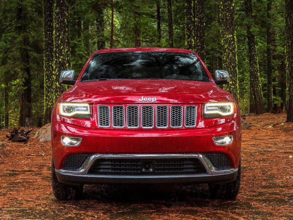 Снимки: Jeep Jeep Grand Cherokee (WK2) Facelift
