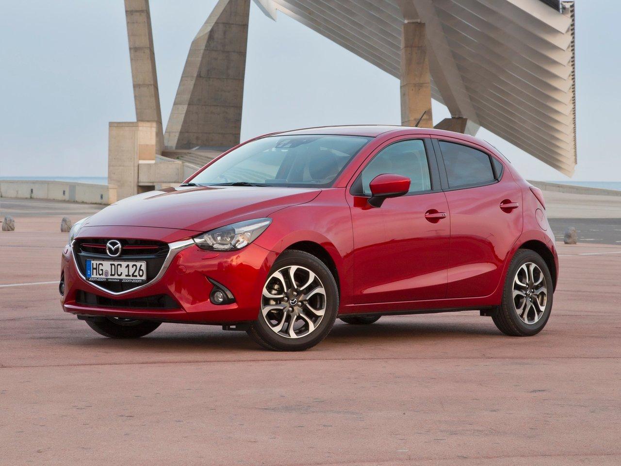 Снимки: Mazda Mazda 2 - 2014
