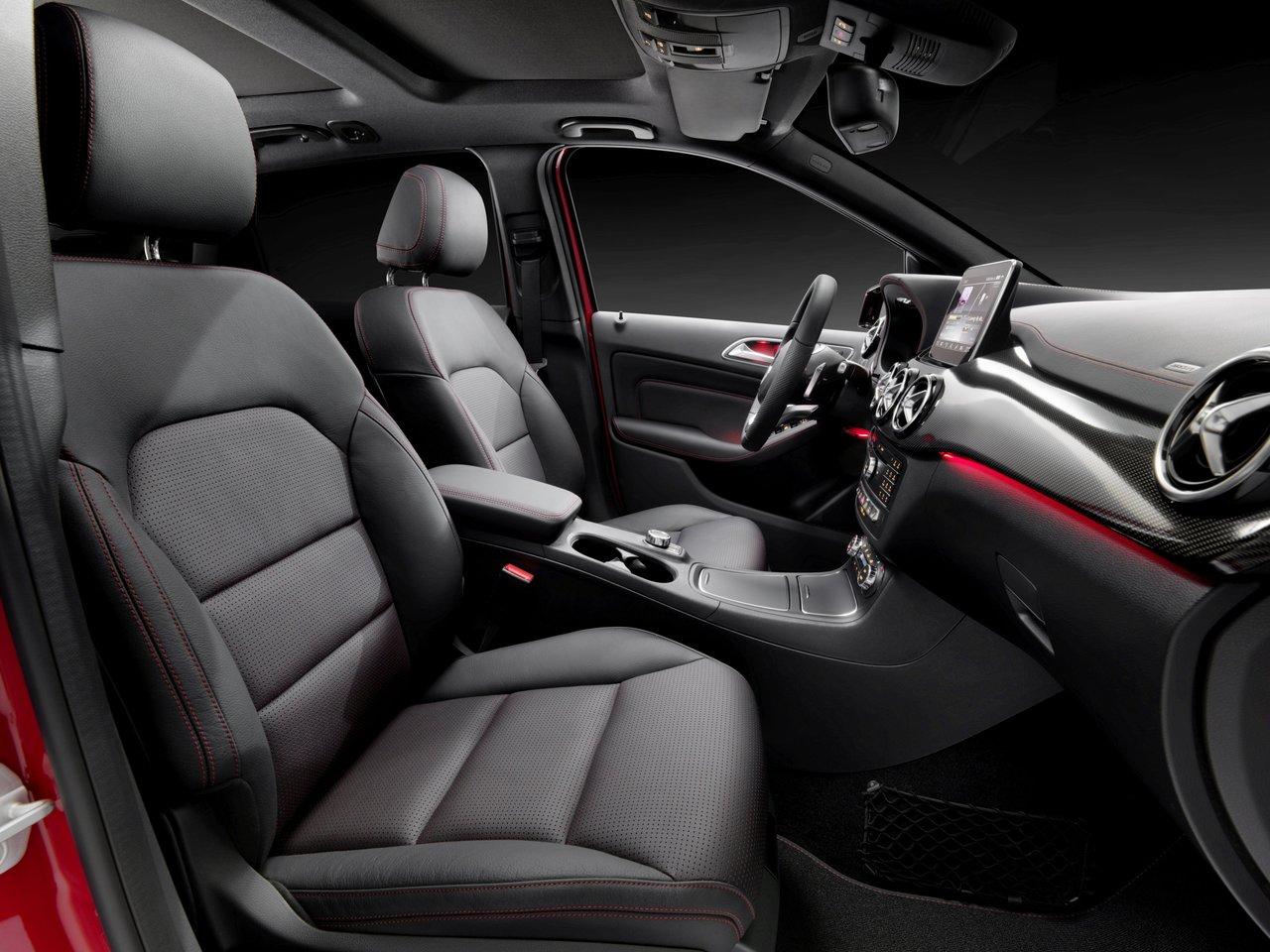 Снимки: Mercedes-benz B-klasse (W246)