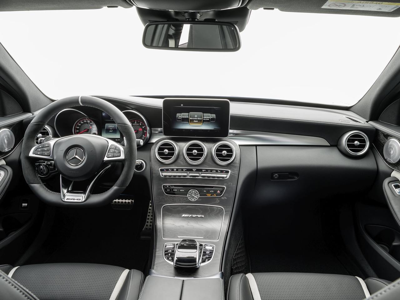 Снимки: Mercedes-benz C-klasse AMG (W205)