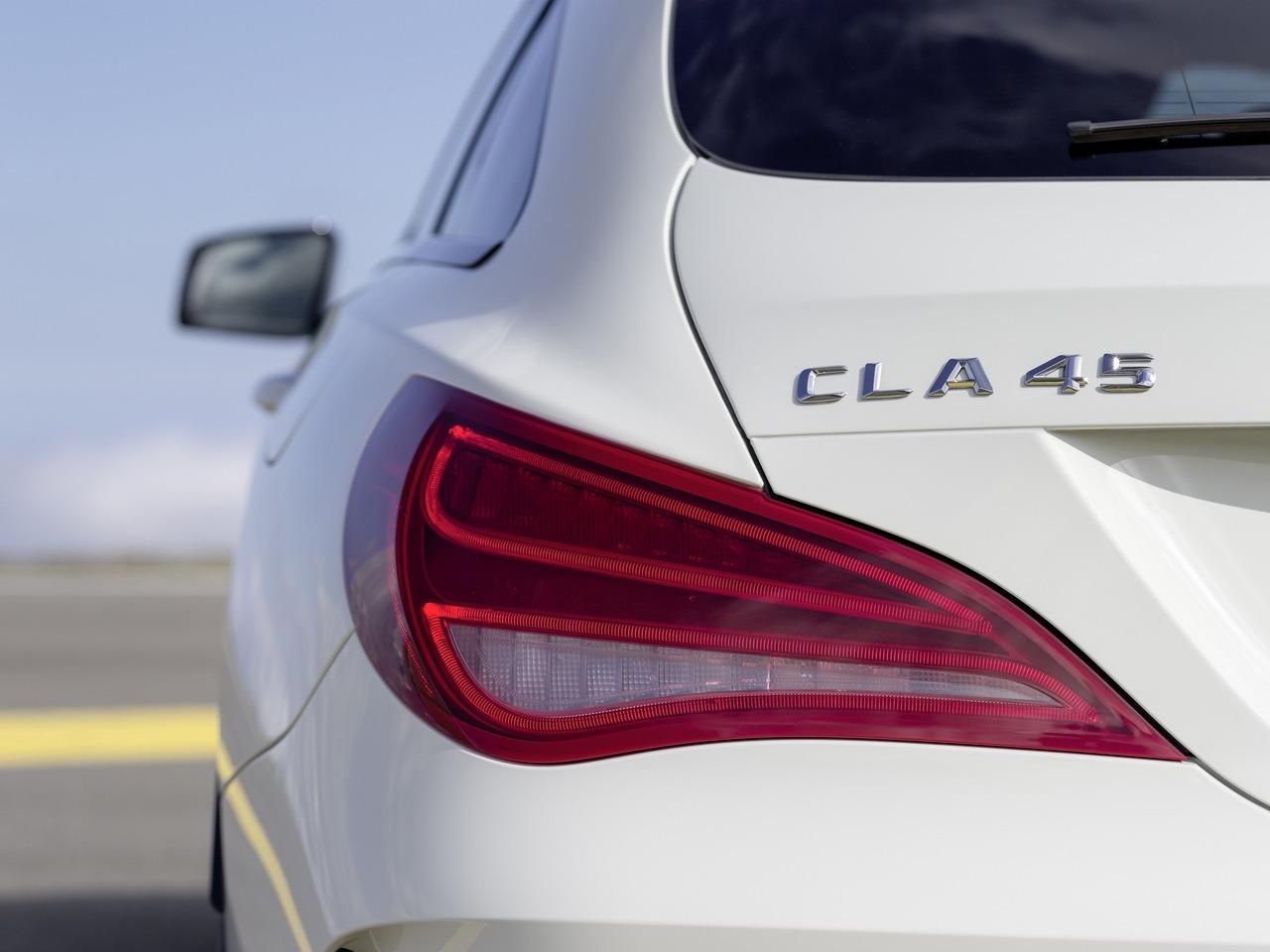 Снимки: Mercedes-benz CLA AMG
