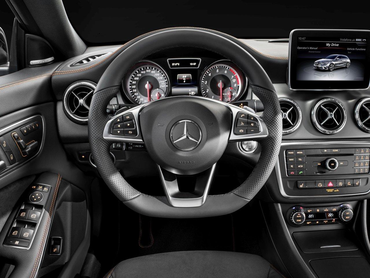 Снимки: Mercedes-benz CLA ShootingBrake