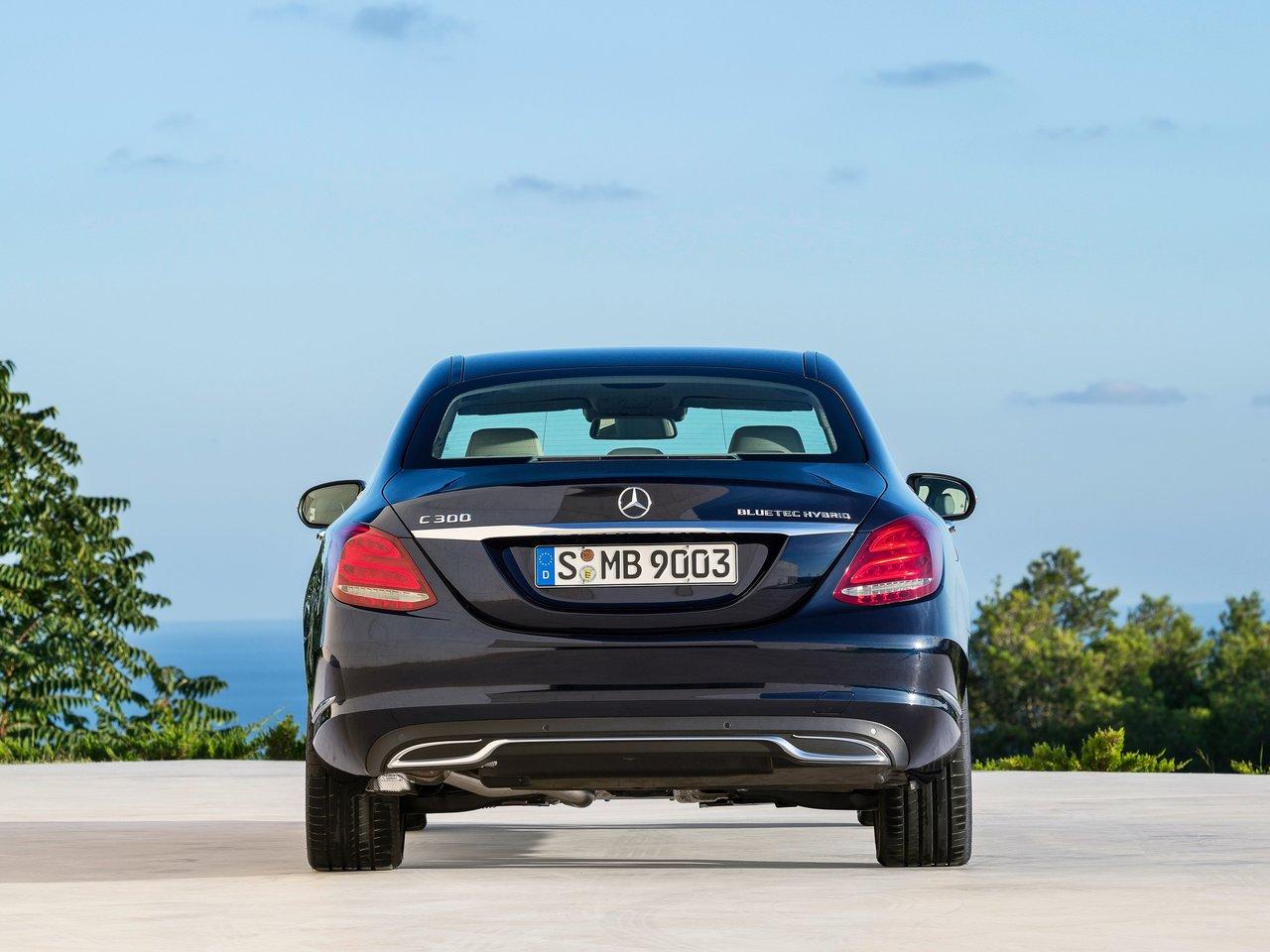 Снимки: Mercedes-benz C-klasse (W205)