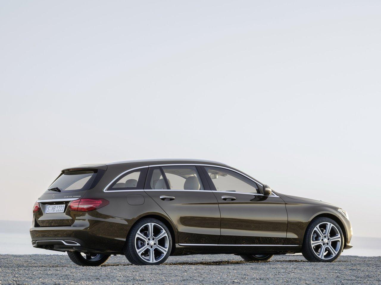 Снимки: Mercedes-benz C-klasse T-mod (S205)