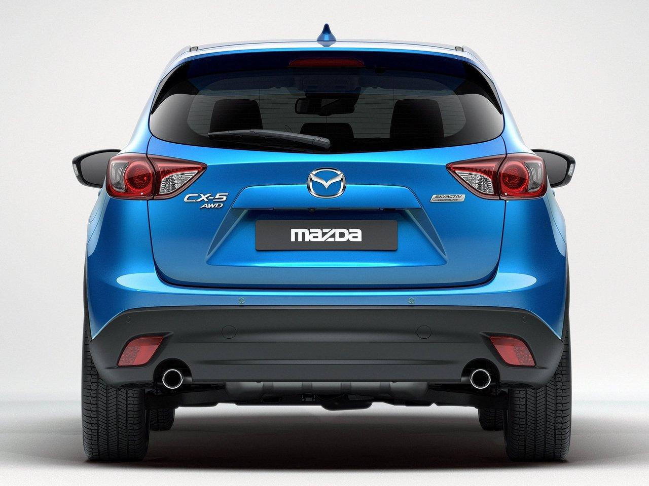 Снимки: Mazda CX-5