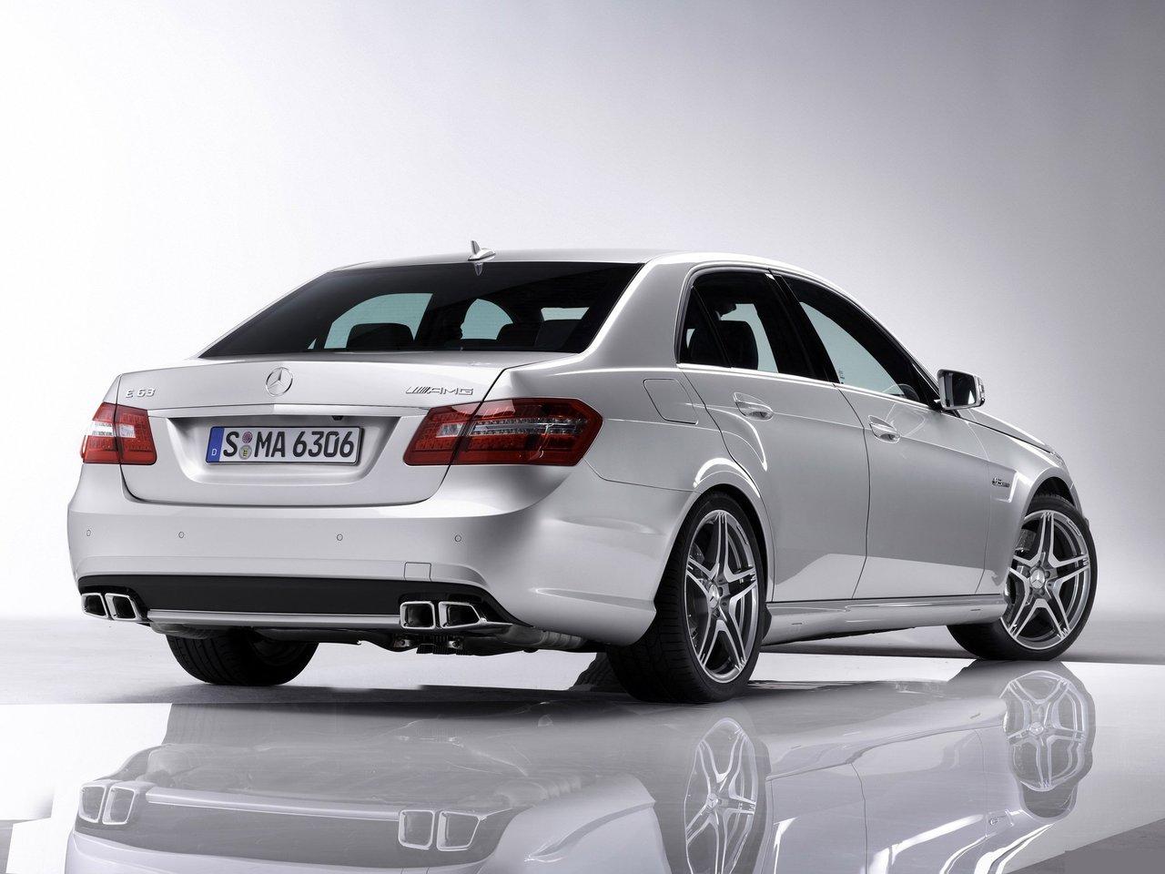 Снимки: Mercedes-benz E-klasse AMG (W212)