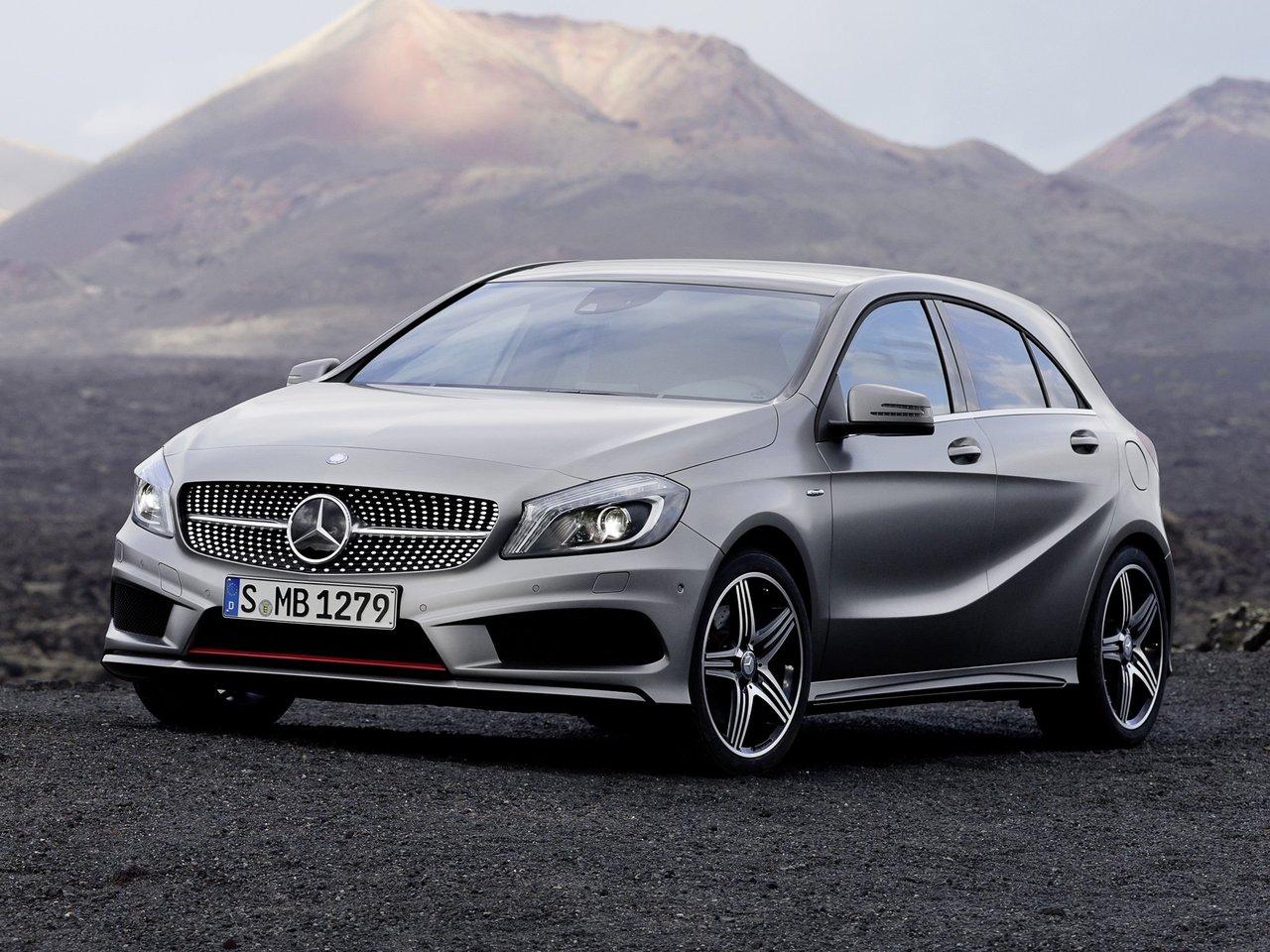 Снимки: Mercedes-benz A-klasse (176)