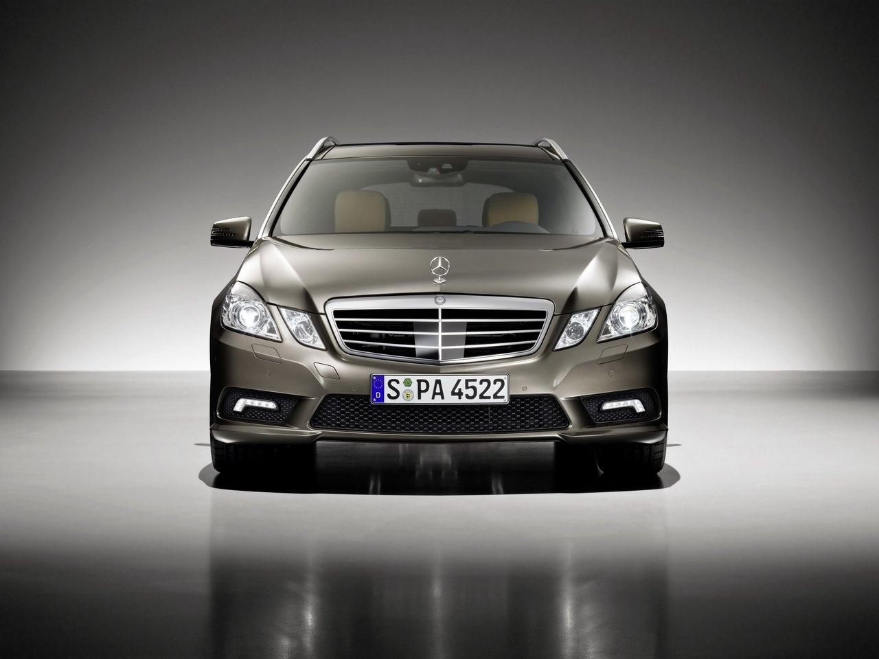 Снимки: Mercedes-benz E-klasse T (S212)