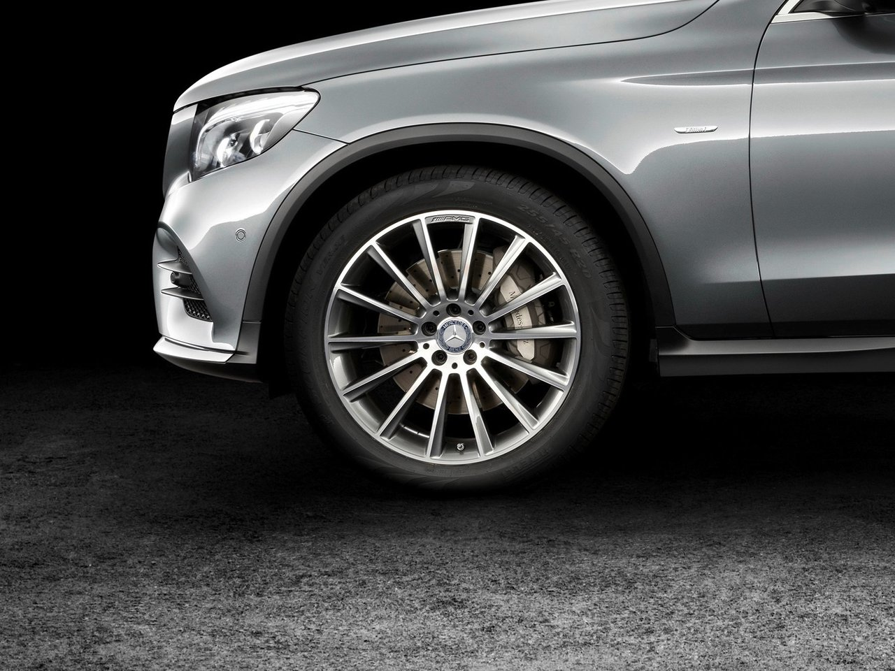 Снимки: Mercedes-benz GLC-klasse
