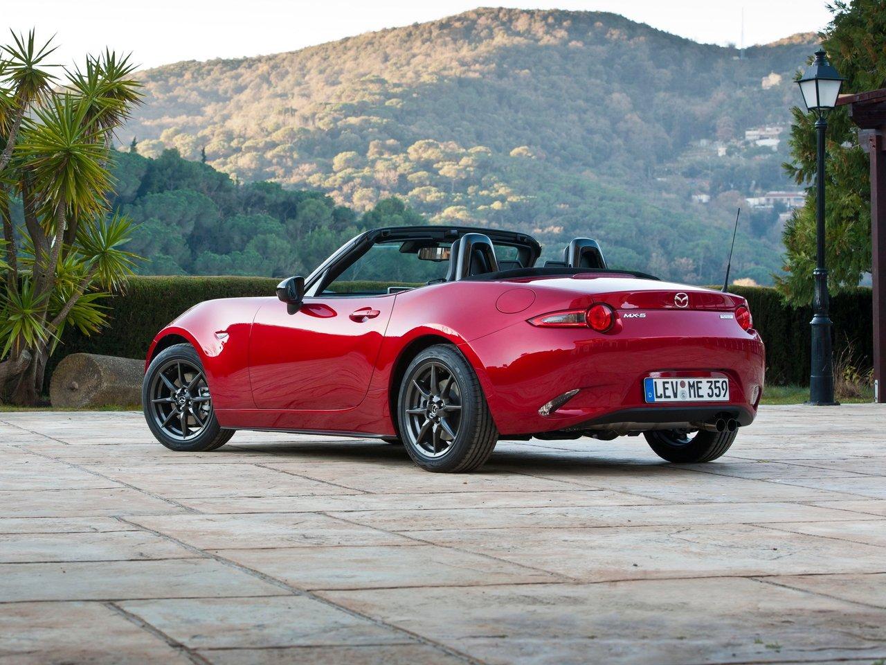 Снимки: Mazda MX-5 IV