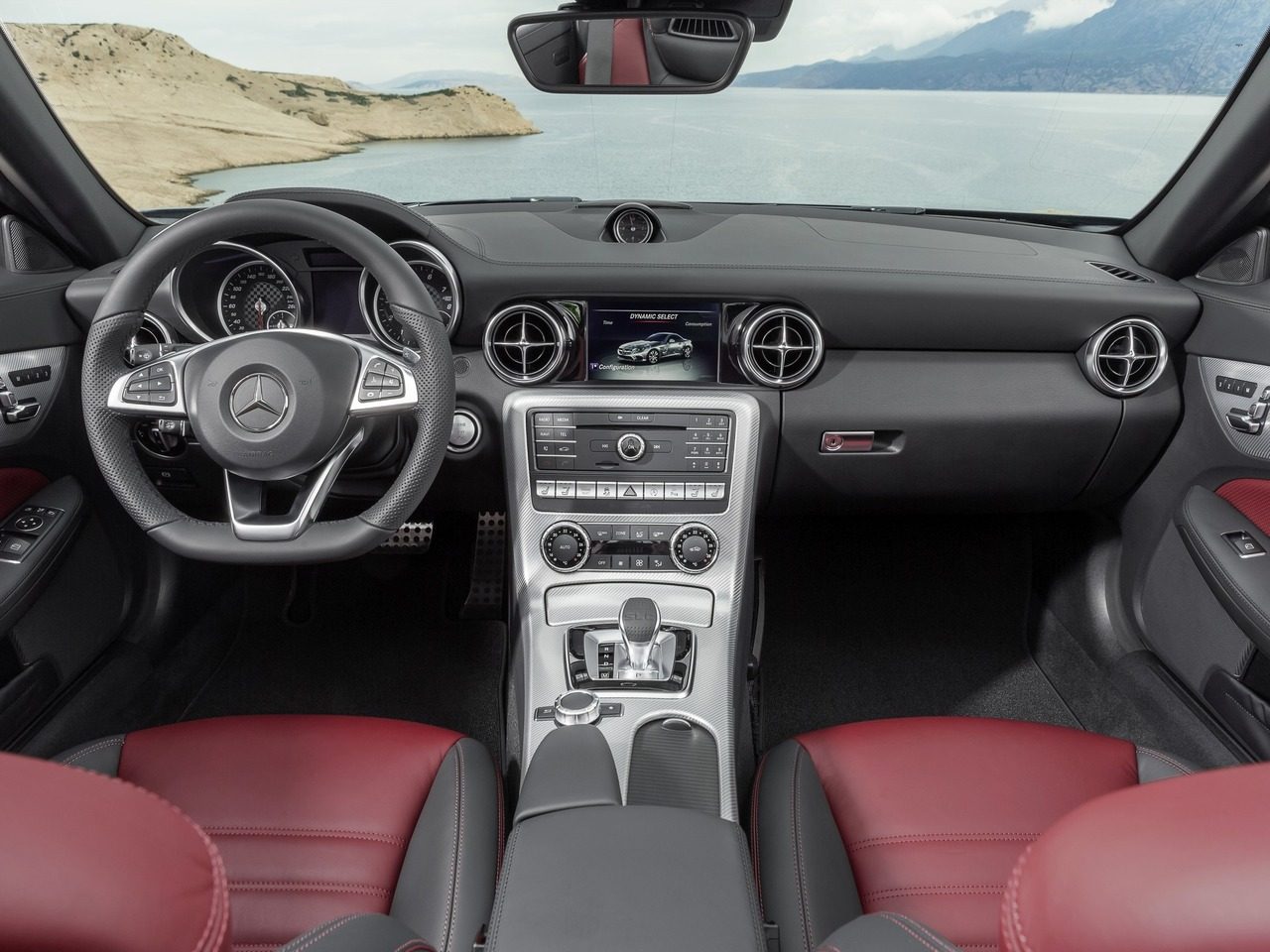 Снимки: Mercedes-benz SLC-klasse (R172)