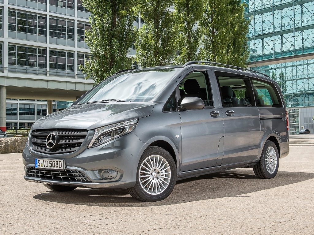 Снимки: Mercedes-benz Citan