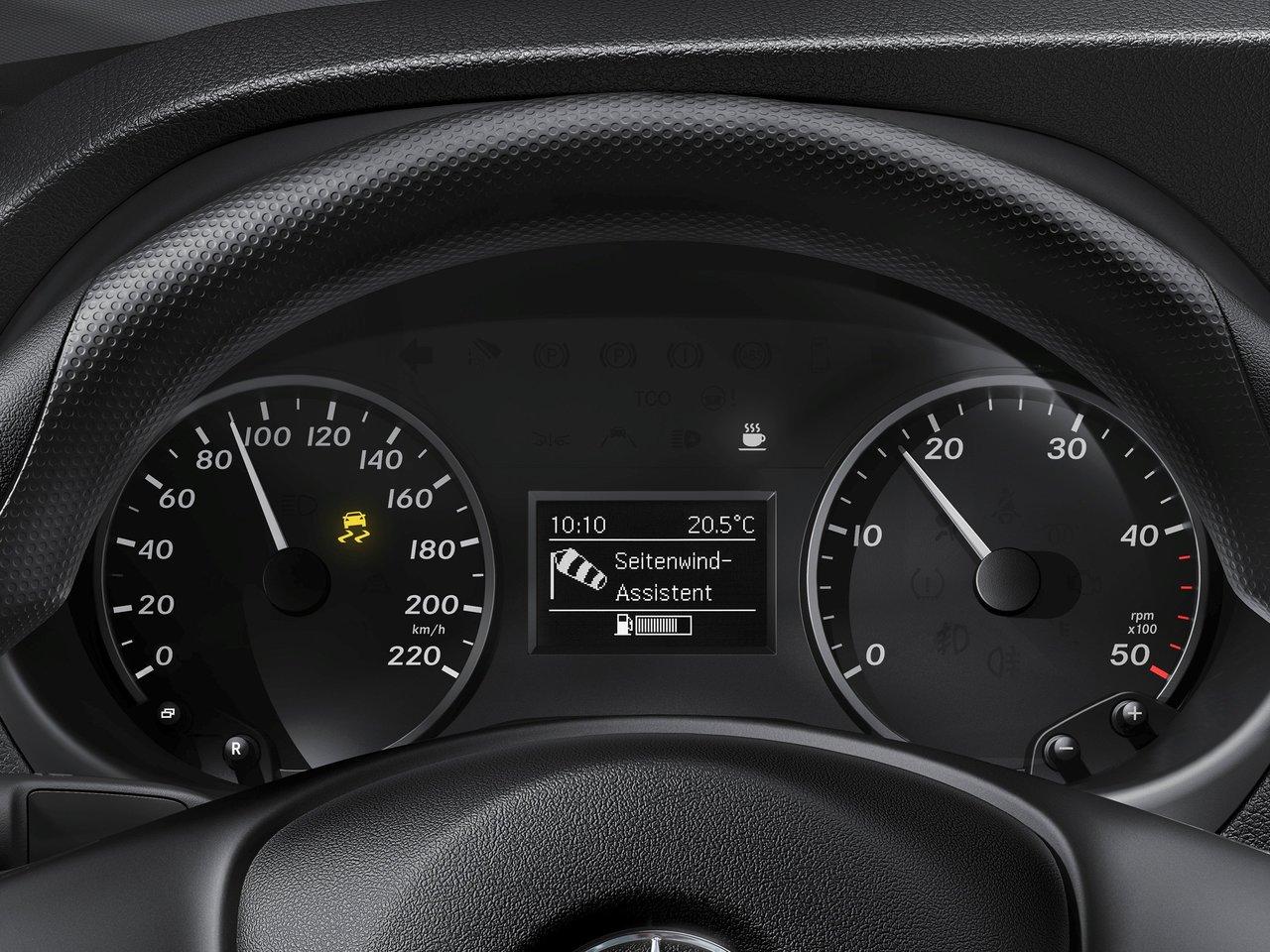 Снимки: Mercedes-benz V-klasse (W447)