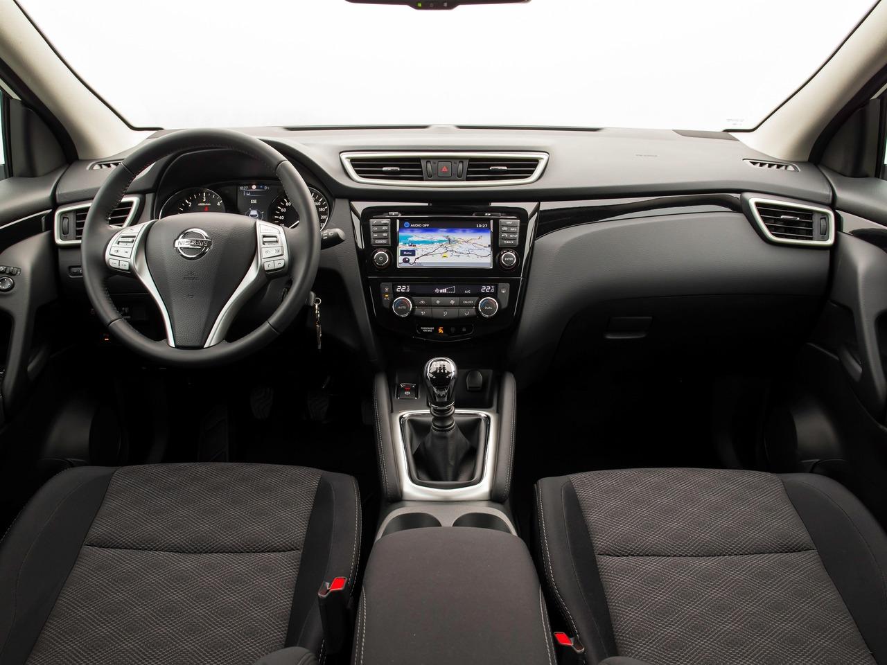 Снимки: Nissan Qashqai II