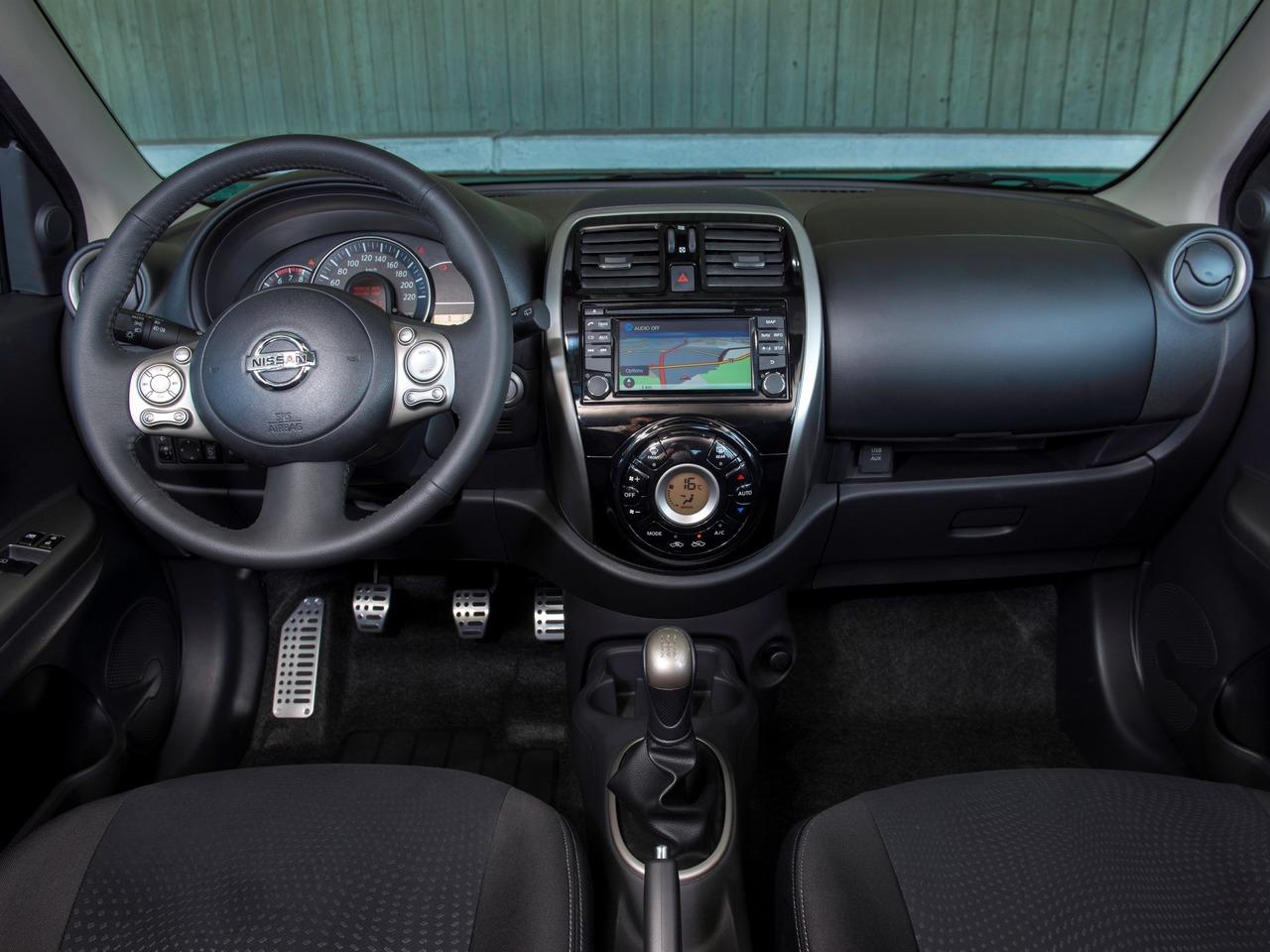 Снимки: Nissan Micra (K13)