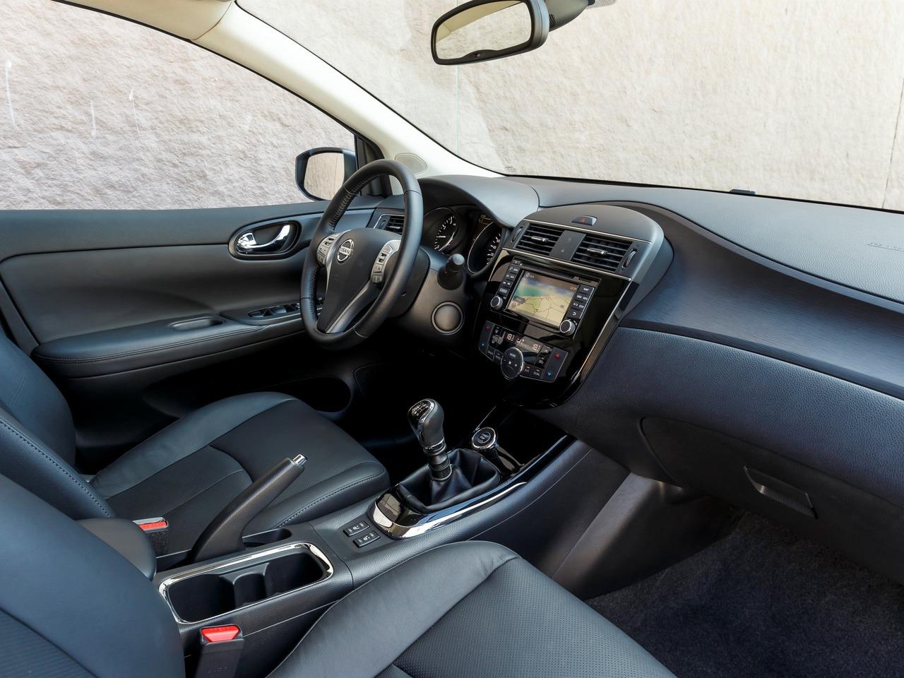 Снимки: Nissan Pulsar VI