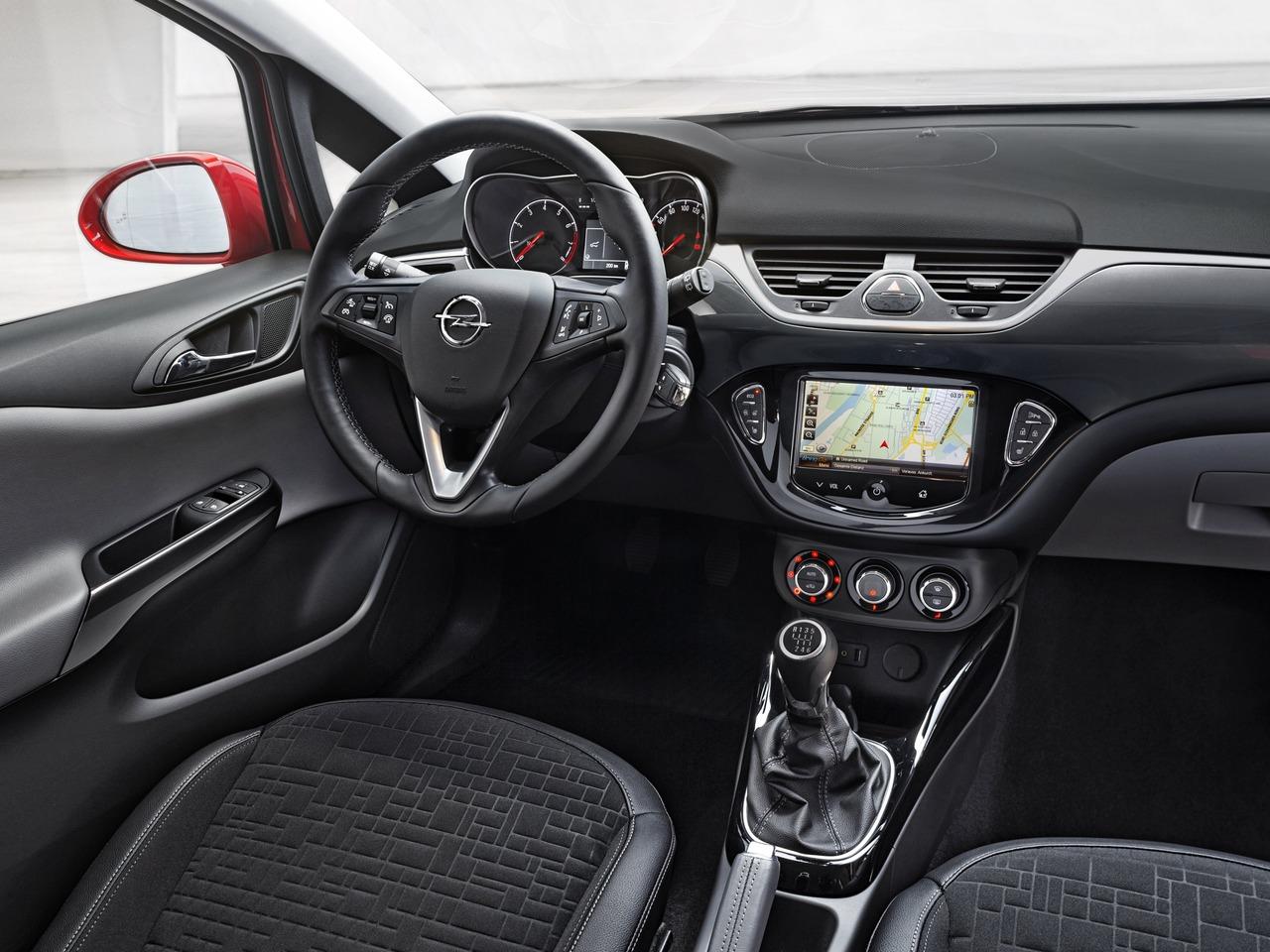 Снимки: Opel Corsa E