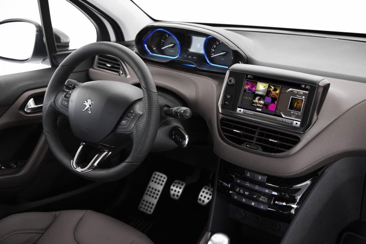 Снимки: Peugeot 2008