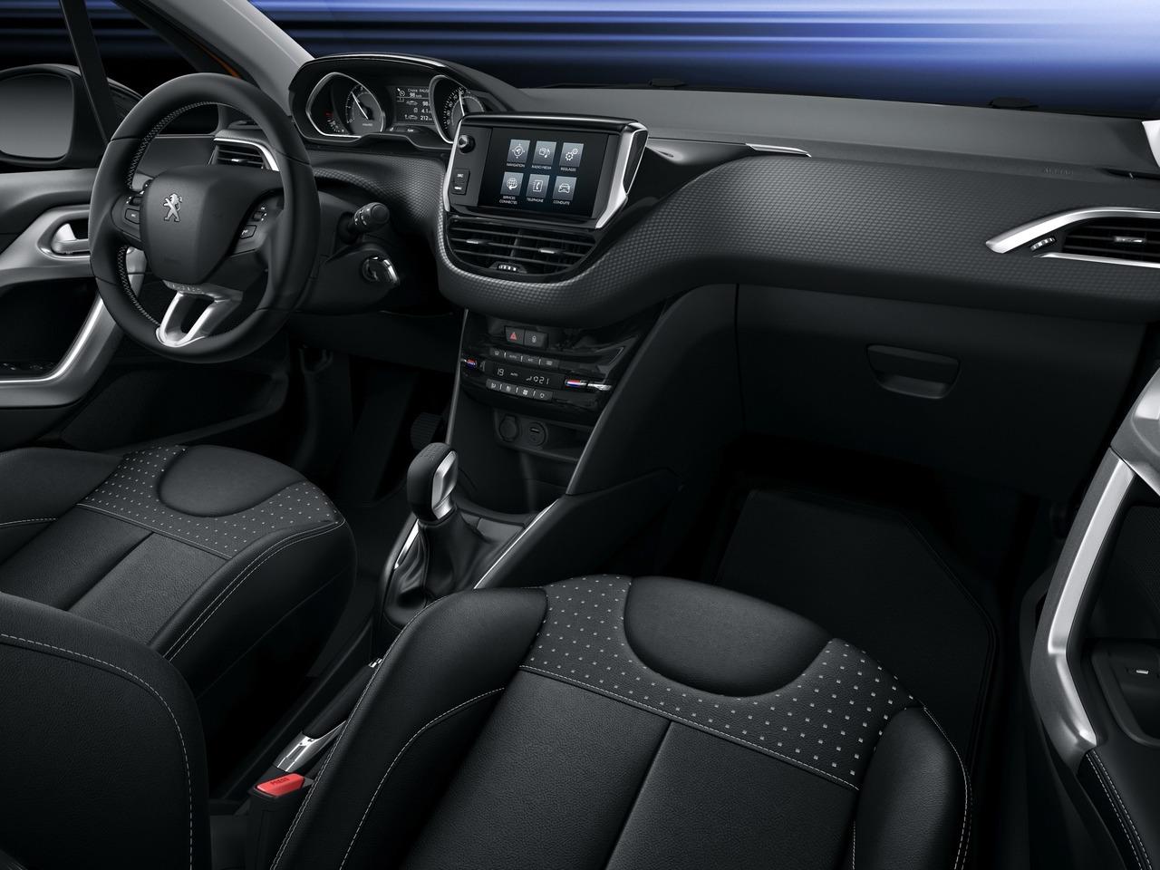 Снимки: Peugeot 208