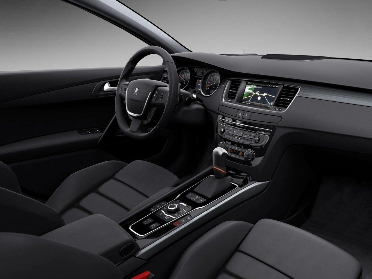 Снимки: Peugeot 508