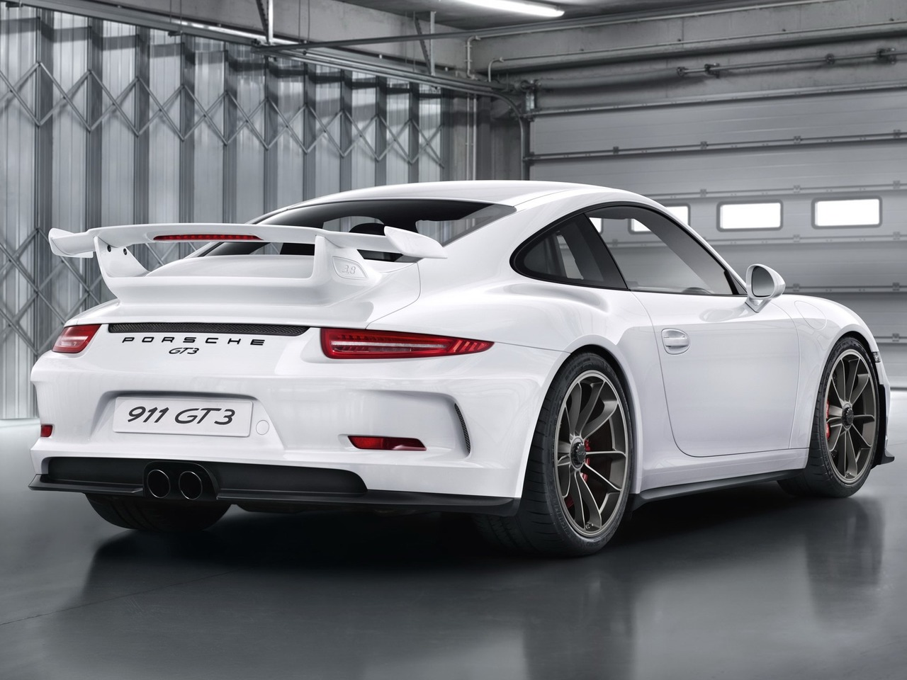 Снимки: Porsche 911 (991) - Facelift