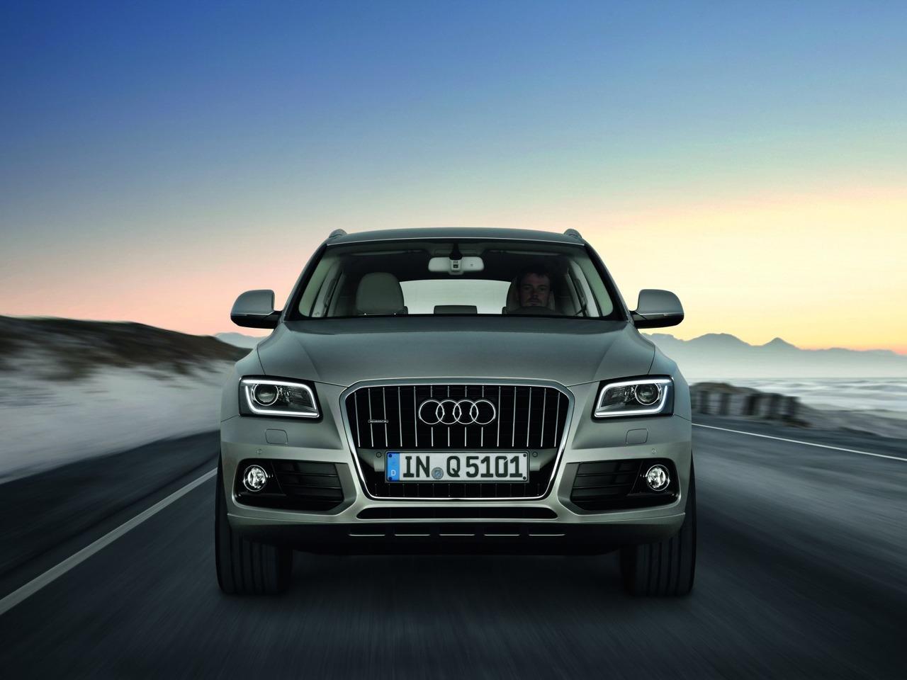 Снимки: Audi Q5 Facelift