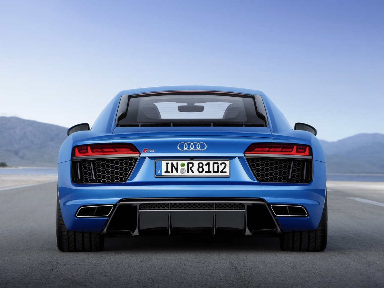 Снимки: Audi R8 II Coupe