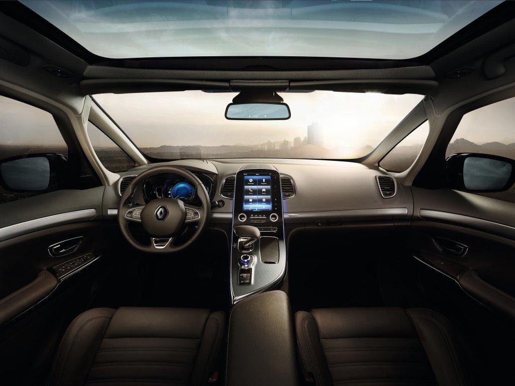 Снимки: Renault Espace V
