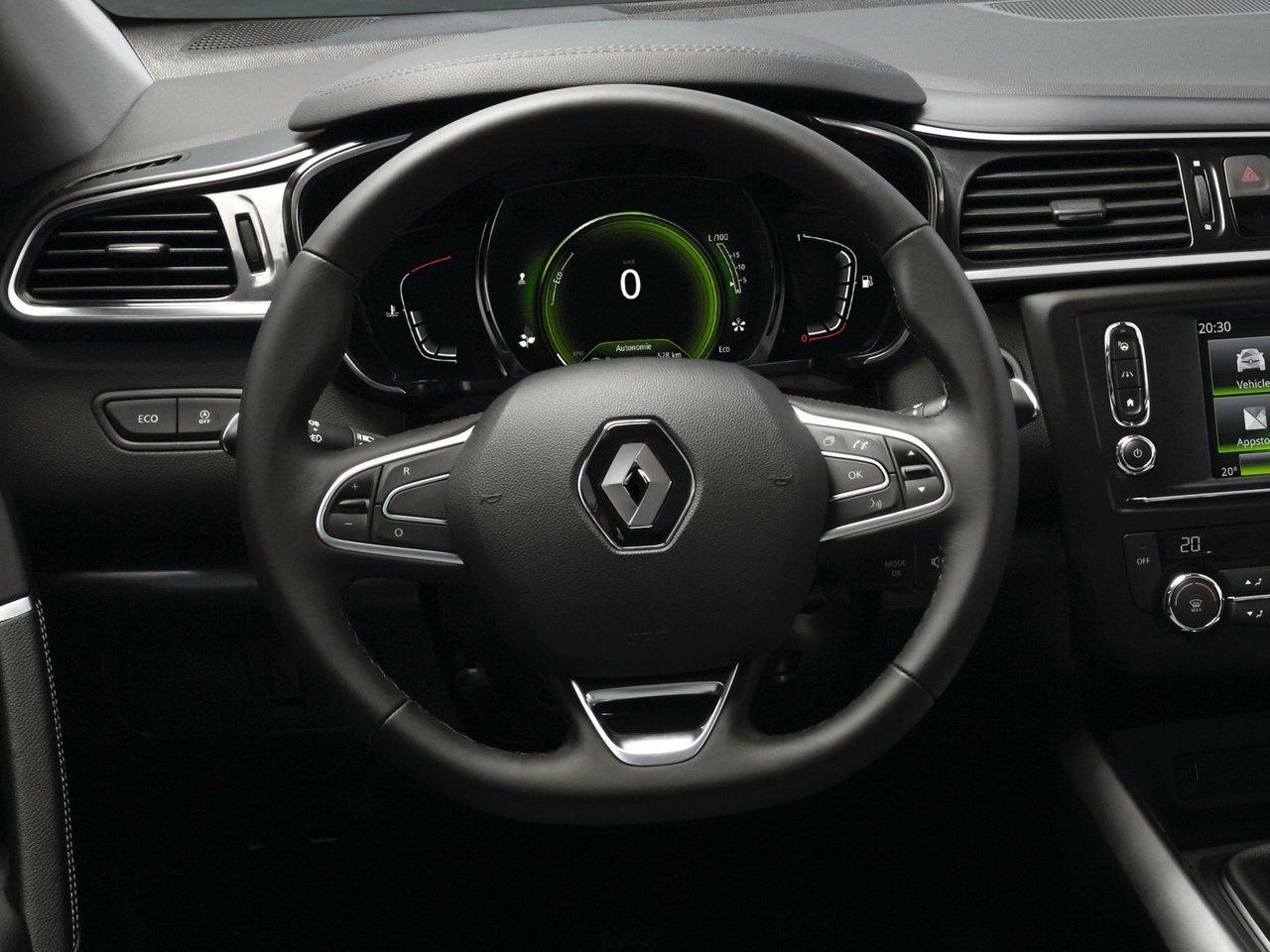Снимки: Renault Kadjar