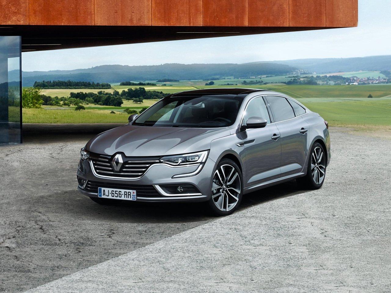 Снимки: Renault Talisman