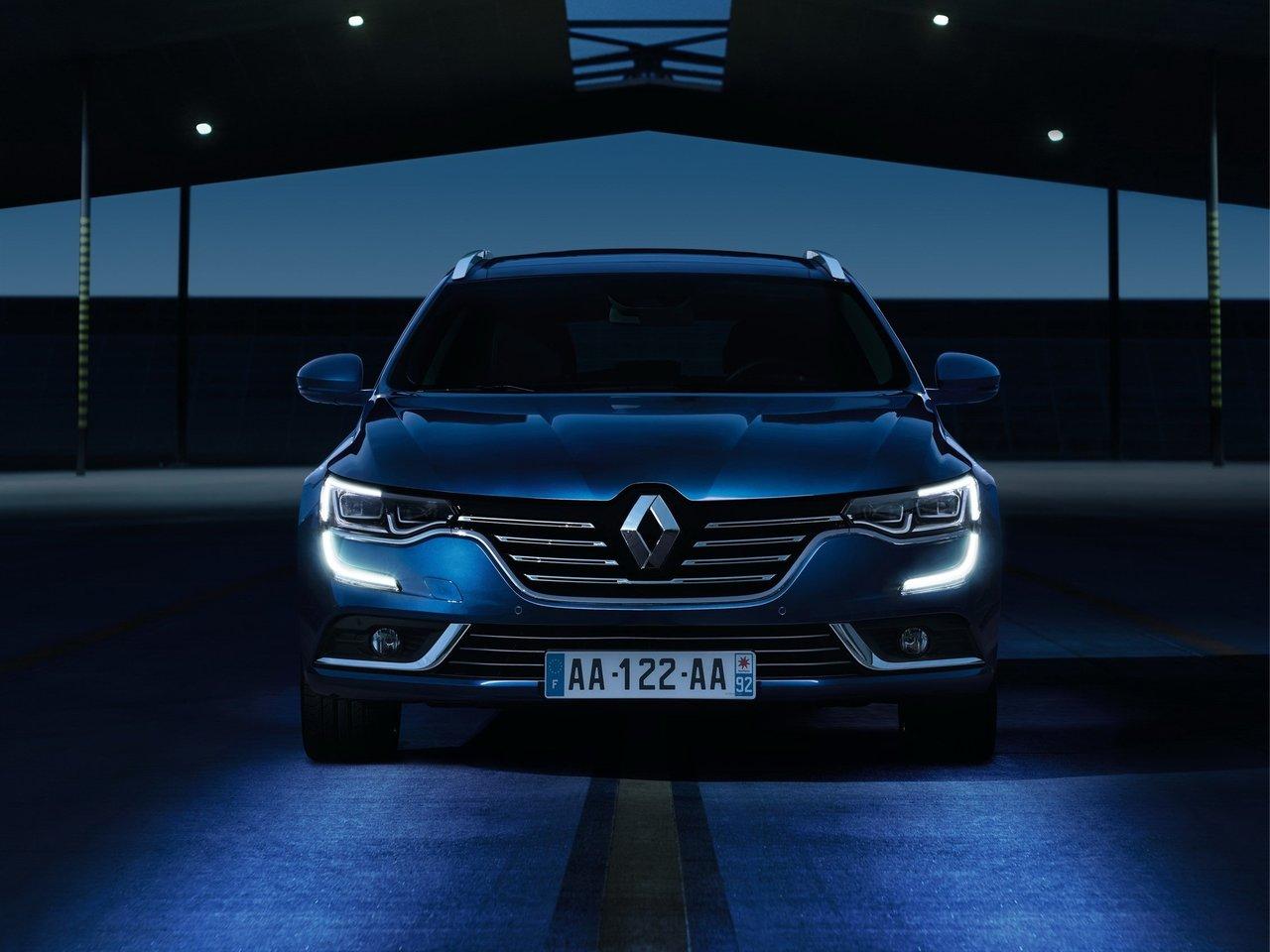 Снимки: Renault Talisman Grandtour